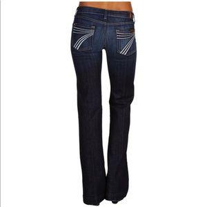 7 for all Mankind Dojo Jeans in New York Dark 27